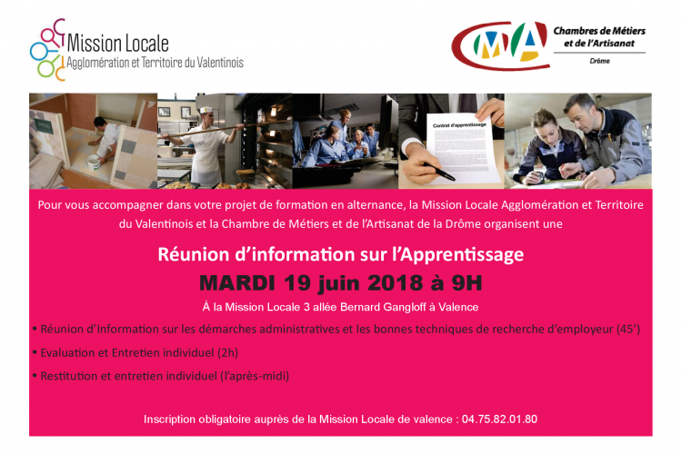 Information collective Apprentissage