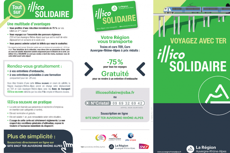 Carte ILLICO Solidaire